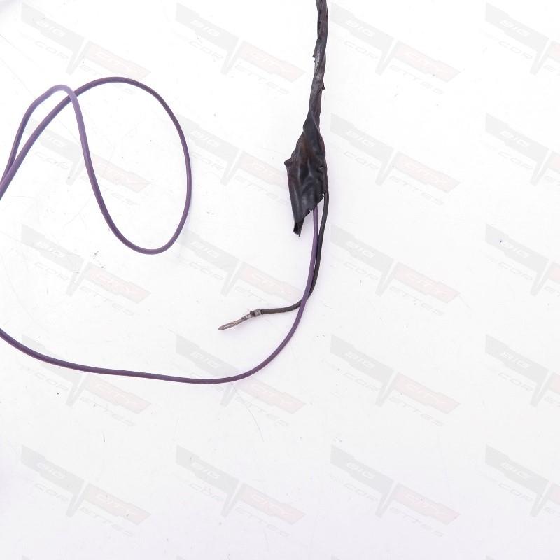 Corvette Original Rear Defroster Blower Motor Wire Harness