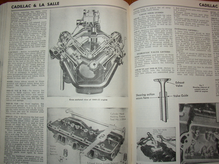 1935-46 47 48 49 50 51 1952 Buick Dodge Ford Olds Chrysler