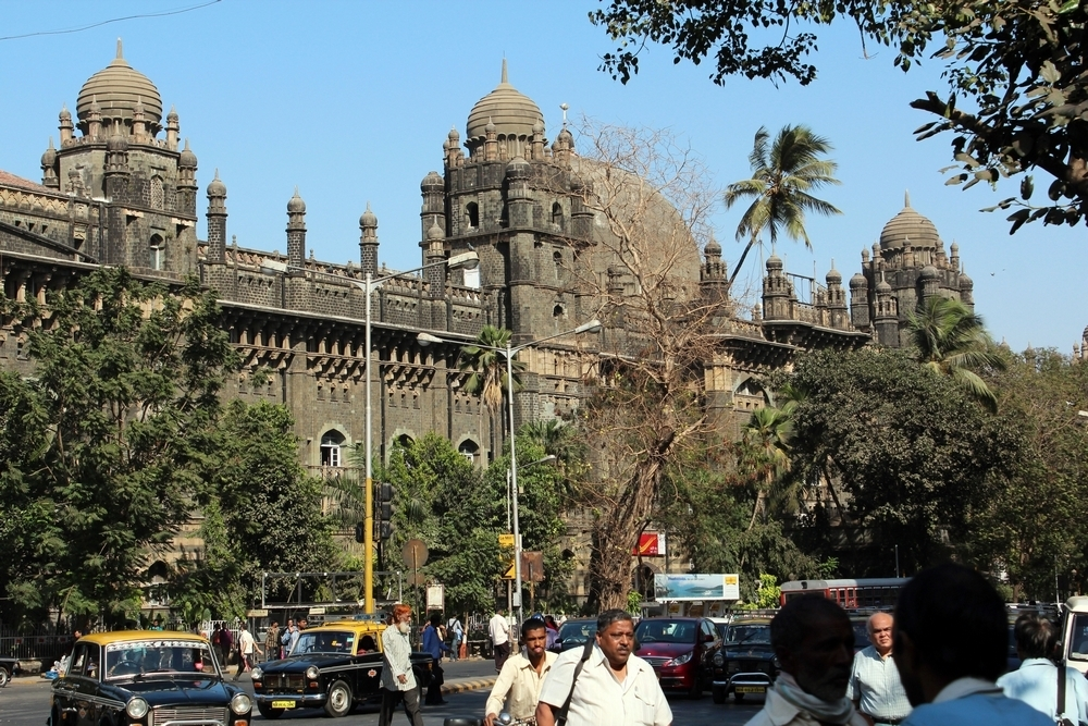 India Mumbai 16