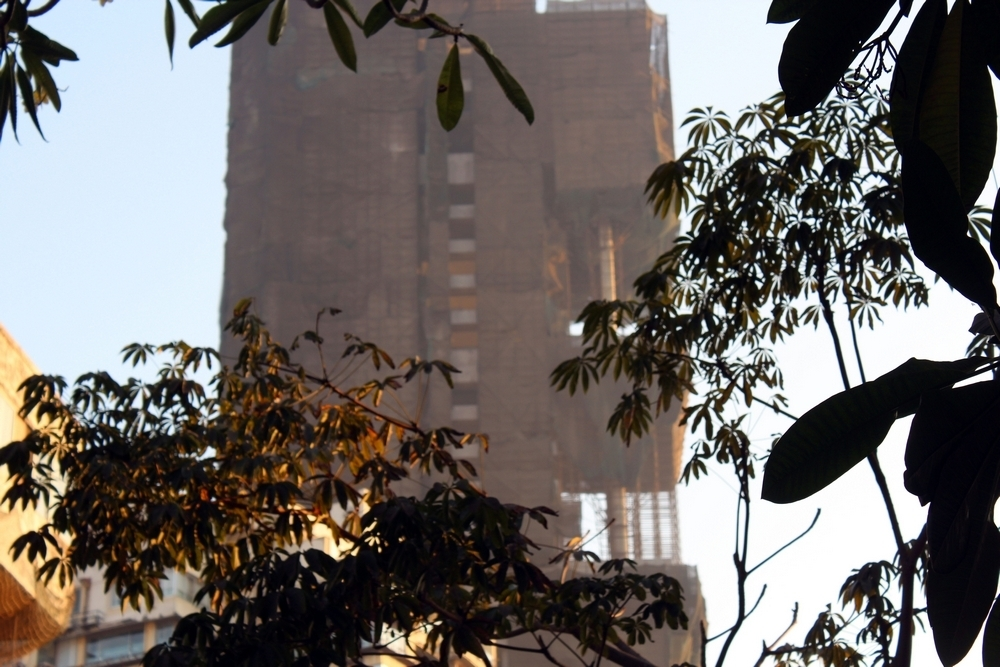 India Mumbai 75
