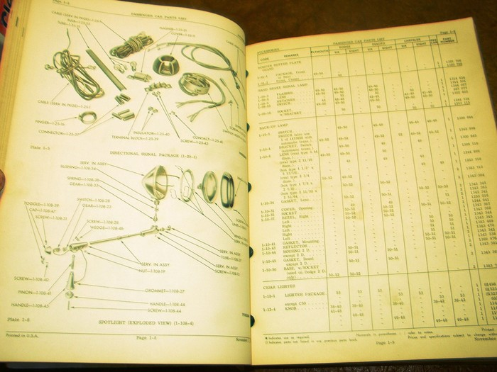 1950 Plymouth Wiring Diagram