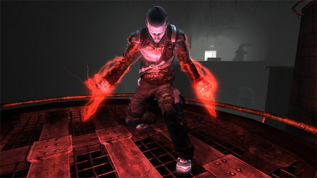 Reserving InFamous At GameStop Nets You An Exclusive Power