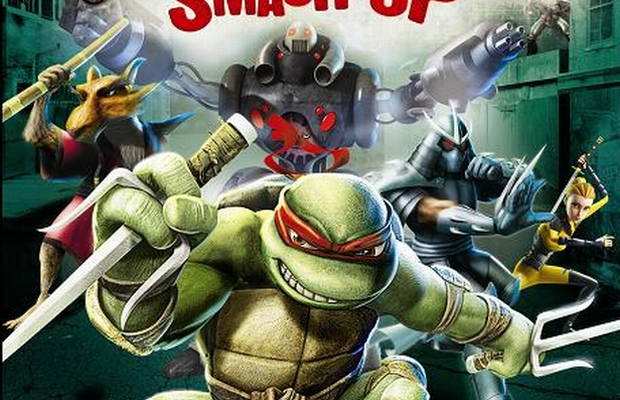 Theres Something Wrong With The TMNT Smash Up Box Art
