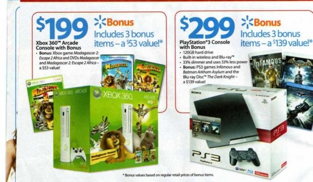 Black Friday Wal Mart Has A Great PS3 Bundle