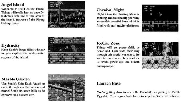 The seven best videogame manuals of all time