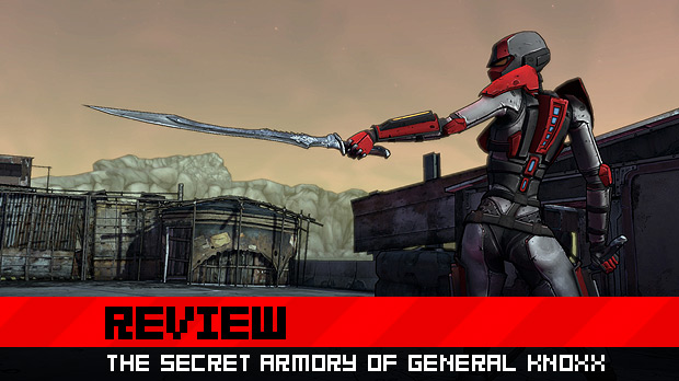 Review Borderlands The Secret Armory Of General Knoxx