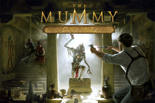 Free Animated Winter Wallpaper The Mummy Online Is Coming To A Browser Near You