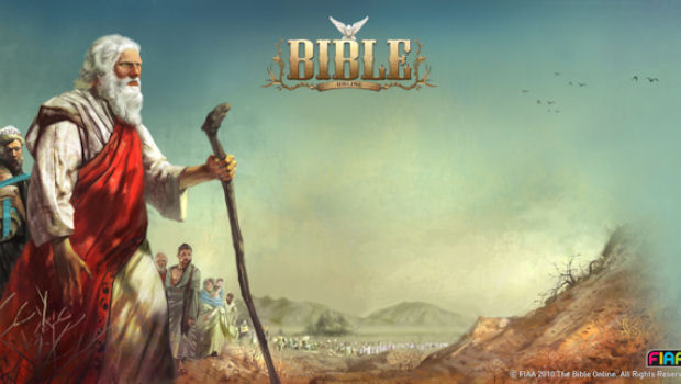 The Bible Online Game