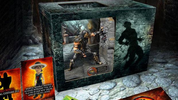 Sub Zero Mortal Kombat X Iphone Wallpaper Mortal Kombat Kollector S Edition Is Holy Crap Do Want