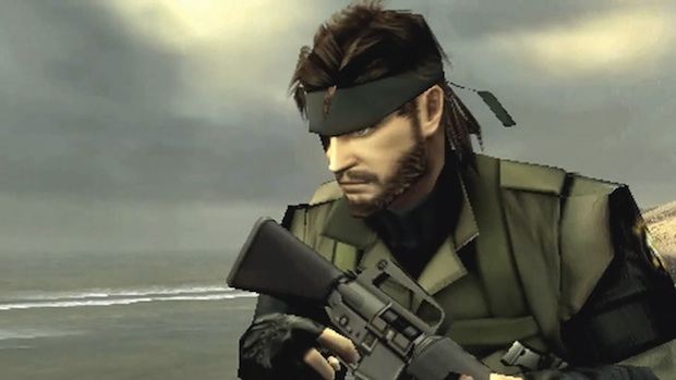 Real: Metal Gear Solid Peace Walker clothing line for men screenshot