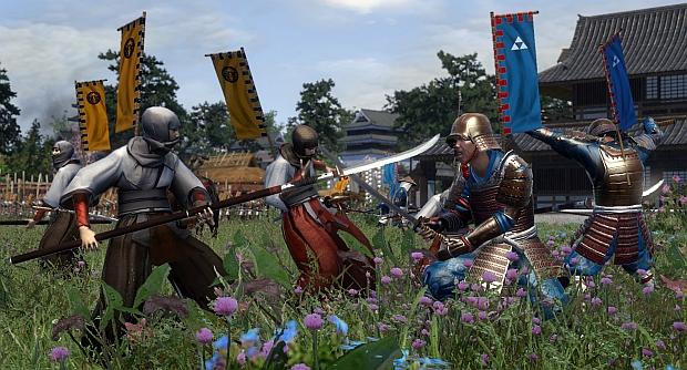 Shogun 2 Fall Of The Samurai Wallpaper New Total War Shogun 2 Dlc Revea Omg Warrior Nuns