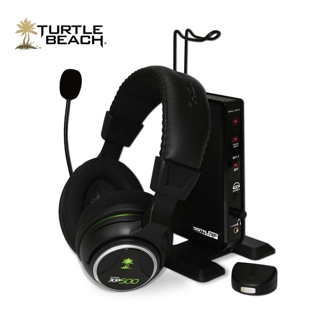 Checking Out The Modern Warfare 3 Turtle Beach Headsets
