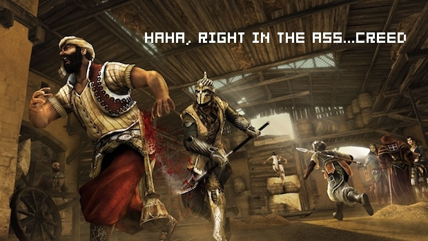 Ass Creed Revelations Multiplayer Beta A PS3 Exclusive