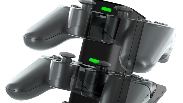 New Nyko PS3 Stand Charges Controllers With Magnets
