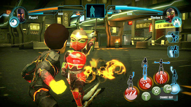 Review PowerUp Heroes