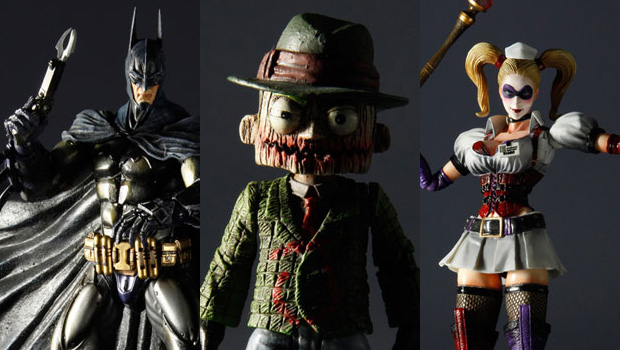 Scarface Is The Highlight Of These Arkham City Figures
