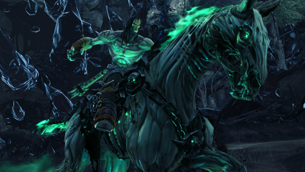 Darksiders 2 Launches June 26 Pre Order Stuff Revealed