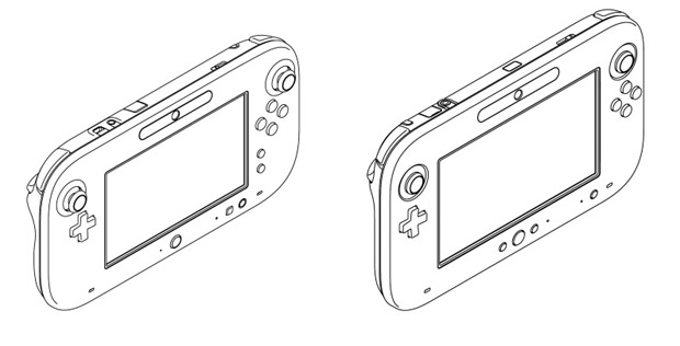 Original Wii U design shows analog sticks, not Circle Pad