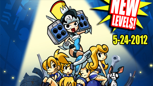 Nintendo DLC Moar Mighty Switch Force Please