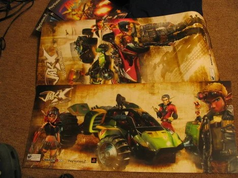 Community Blog by Dr l0cke  Anyone like Jak 3 I have some swag