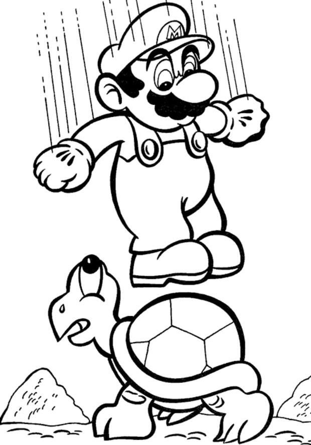Community Blog by Jed Whitaker // Mario Bros. Kill Animals