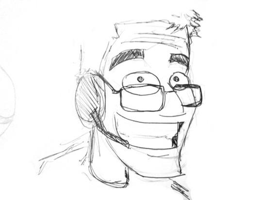 Community Blog by Teta // Teta draws some Destructoid 2