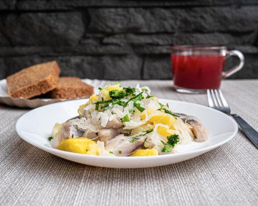 Булкаешька-салат-закуска