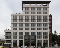 Office building facade clading | BULKAM DECOR