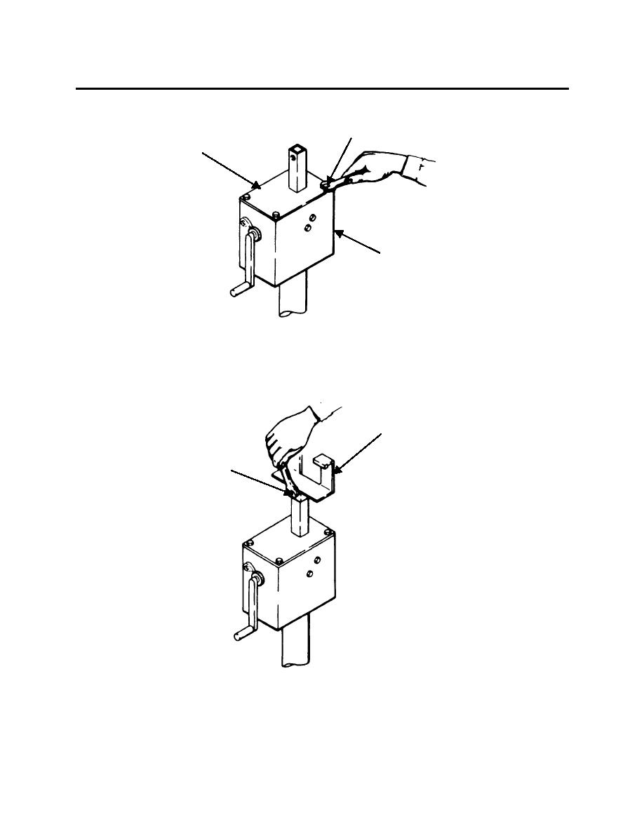 REPAIR ROOF JACK ASSEMBLY CAGEC 81337, P/N 5-13-4600 (cont
