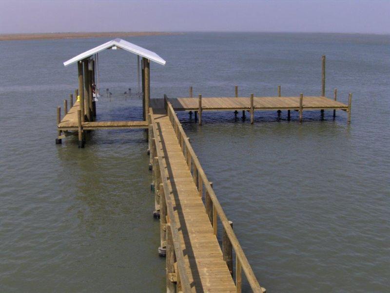 Dock & Pier Construction & Repair Services | Texas Contractor Services
