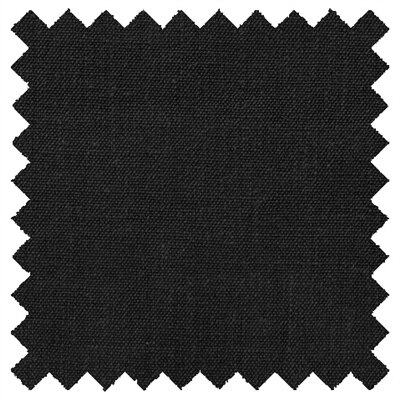 100% Hemp Canvas - 11oz BLACK