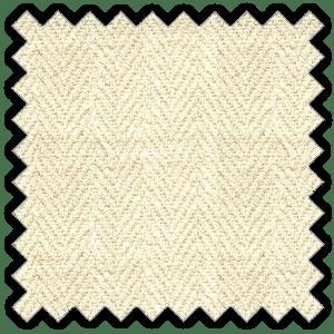 100% Hemp Herringbone Fabric
