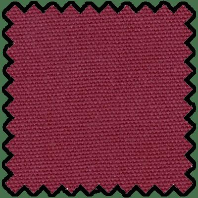 Burgundy Hemp Canvas 16.50oz - 100% Hemp