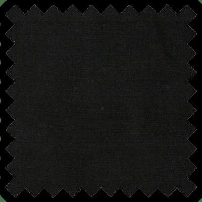 Black Hemp Silk Fabric - 5oz