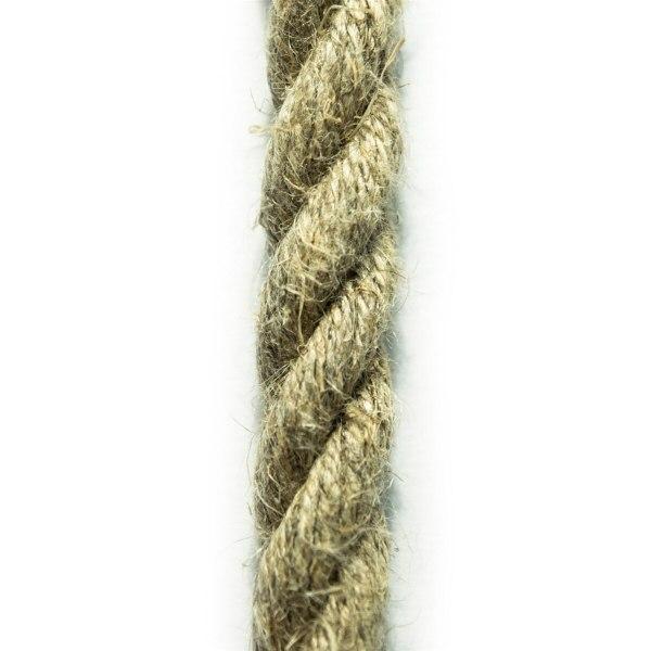 10MM Hemp Rope Up Close Bulk Wholesale
