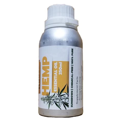 Cannabis Hemp Essential Oil - 250ml