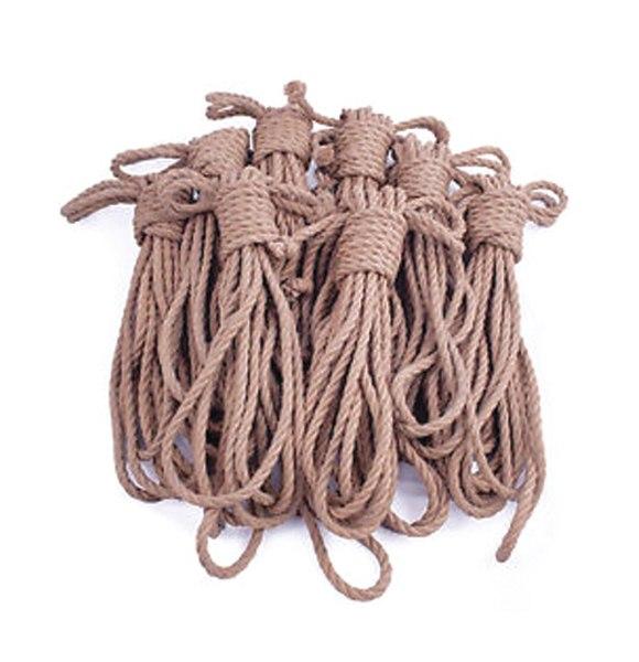 100% Hemp Rope 10mm | Bulk Hemp Rope