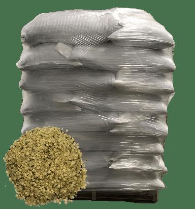 Organic Hulled Hemp Seed 2000lb Pallet