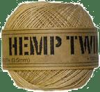 0.5mm Bulk Hemp Twine - 10 Balls | Bulk Hemp Warehouse