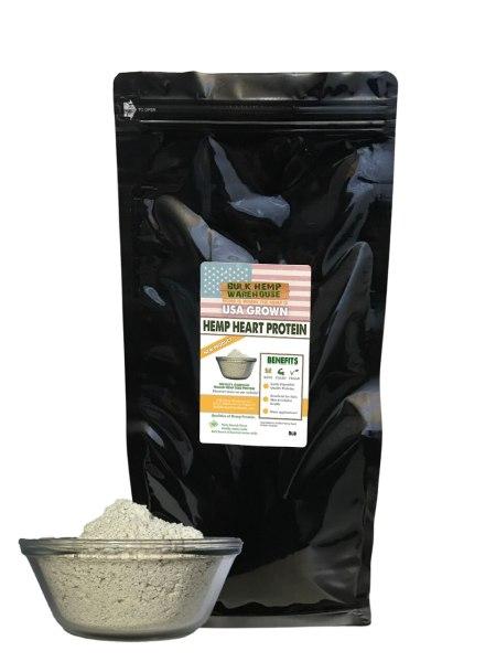 5lb Hulled Hemp Seed Protein Powder