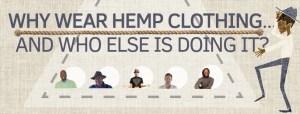 Why Wear Hemp Clothing