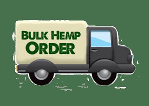 Bulk Hemp Warehouse Delivers