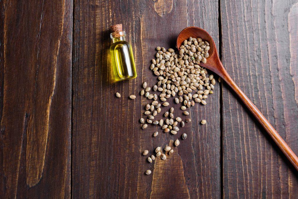 Hemp Seed Oil & Hemp Seeds