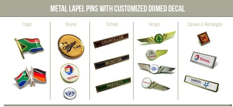 Metal Pins, Metal Lapel Pins, Pins