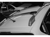 Peugeot 207 SW Estate Roof Rack Cross Bars Set