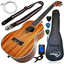 Lohanu Ukulele Tenor Bundle