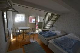 Loftet 4-bäddsrum