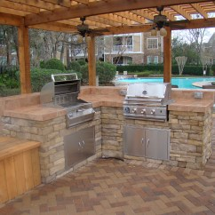 Bull Outdoor Kitchen Pantries Grills