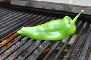 fresh-chile-on-grill