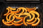 Season and grill